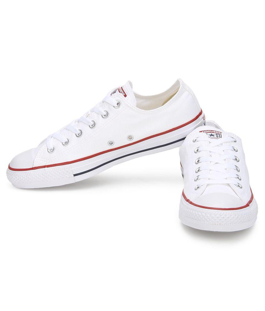 Cheap White Converse Shoes