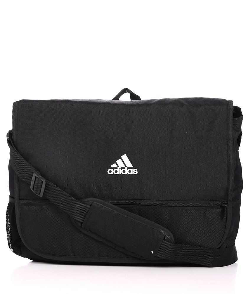 Adidas Black Messenger Bag - AA8472 - Buy Adidas Black Messenger Bag -  AA8472 Online at Low Price - Snapdeal