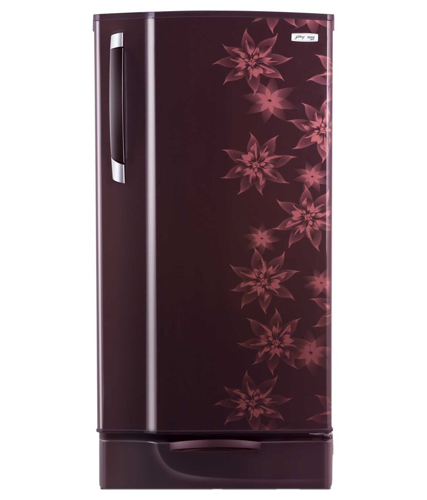 Godrej RD Edge SX 185 PDS 4.2 185 Litre (Berry) Single Door Refrigerator