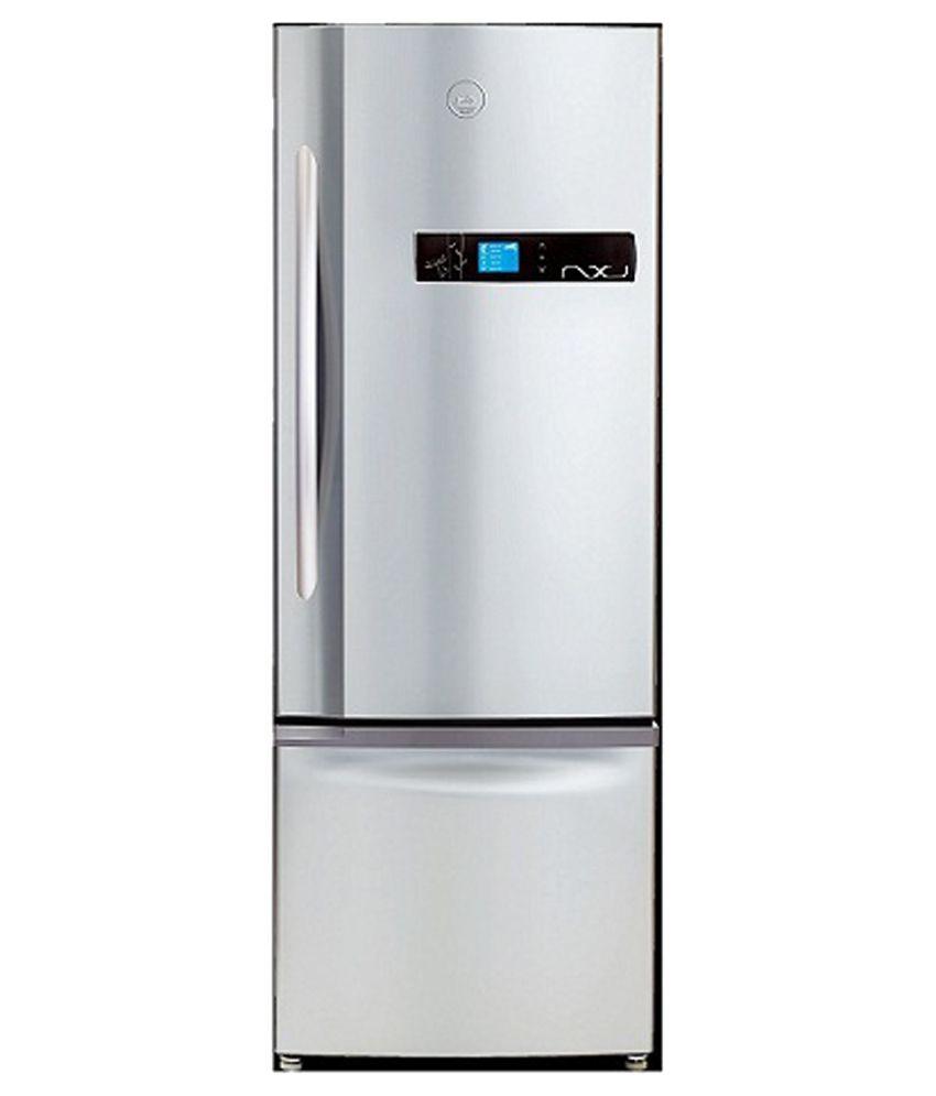 Godrej 380 LTR RB EON NXW 380 SD Frost Free Refrigerator - Silver