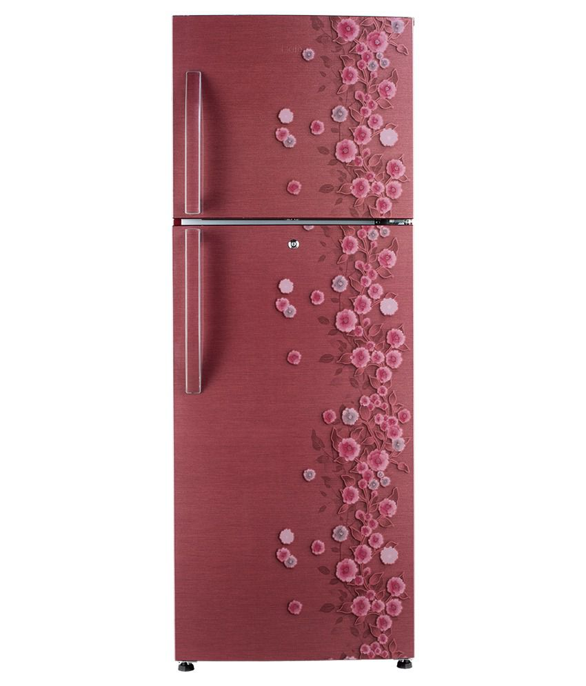 Haier HRF-3303PSL-R 310 Litres Double Door Refrigerator (Liana)