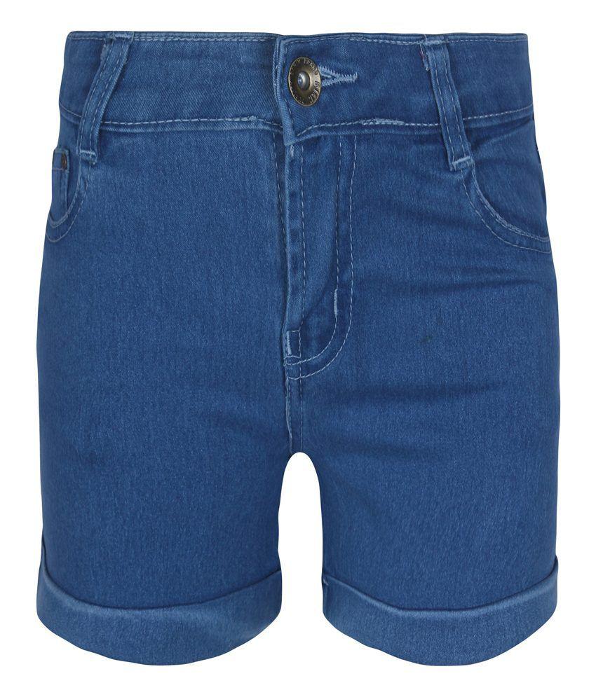 Jazzup Blue Shorts