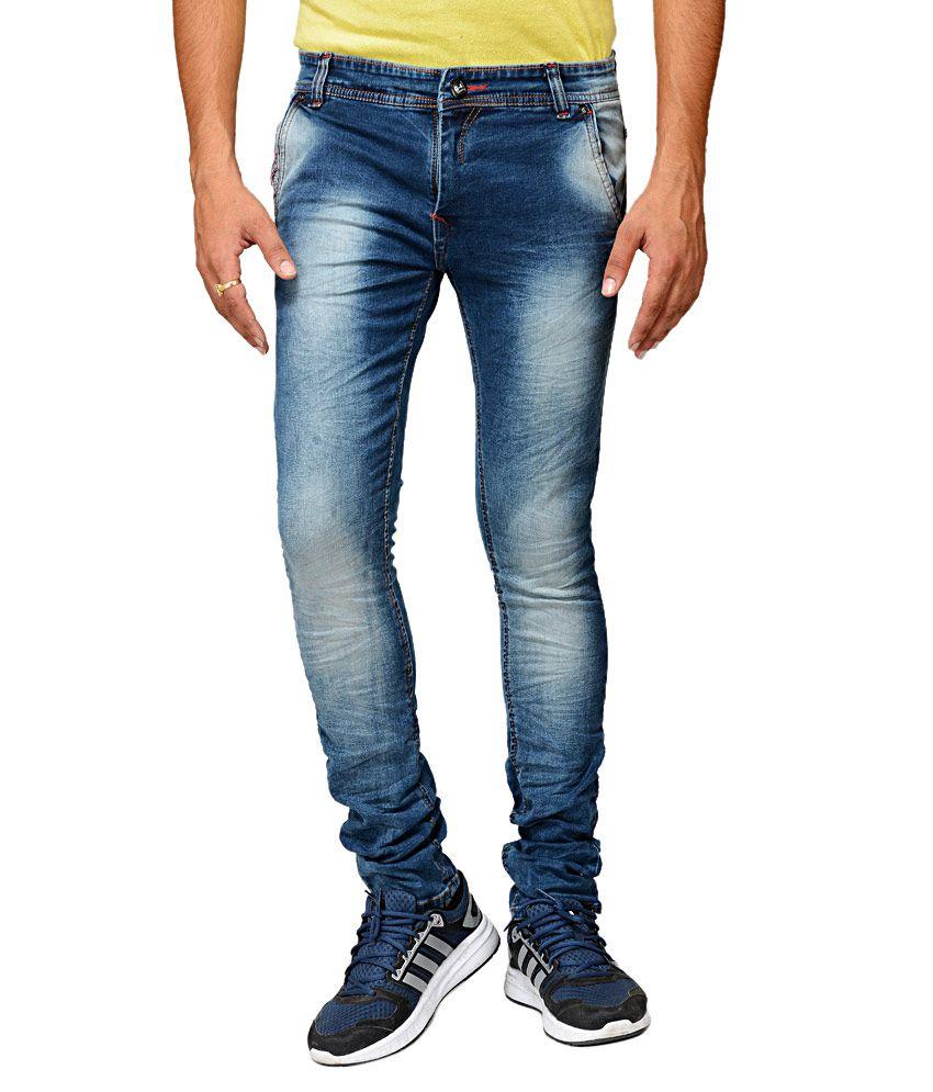 Munzara Light Blue Slim Fit Jeans