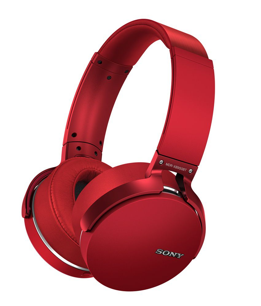 Sony Mdr Xb950bt On Ear Bluetooth Premium Extra Bass Xb