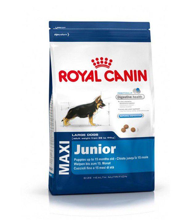 Royal Canin Chicken Based Maxi Junior Food - 15 Kg