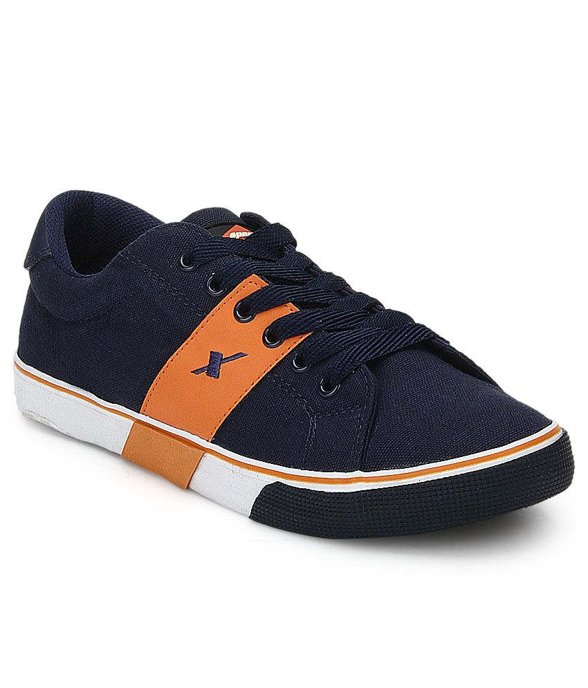 Sparx Blue Canvas Shoes available at SnapDeal for Rs.1217 40454cdea