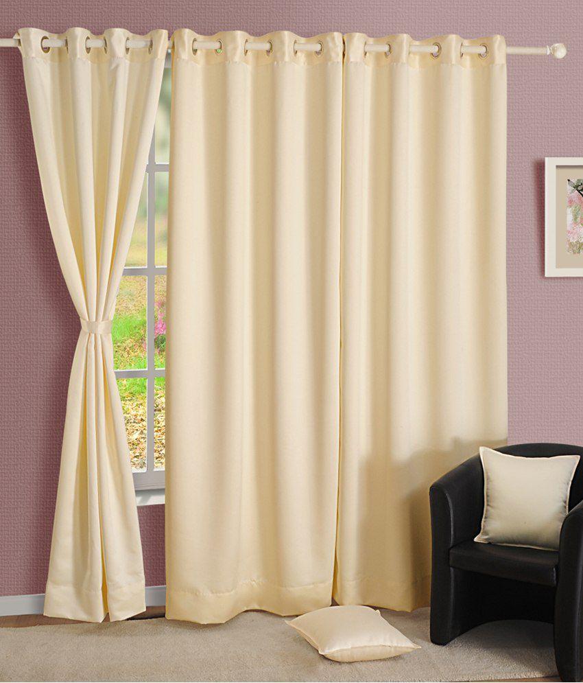 Swayam Single Door Blackout Curtain