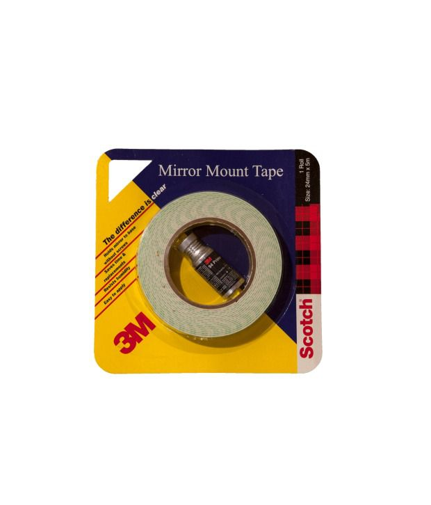 3M Mirror Mount Tape 24 mm x 5 m