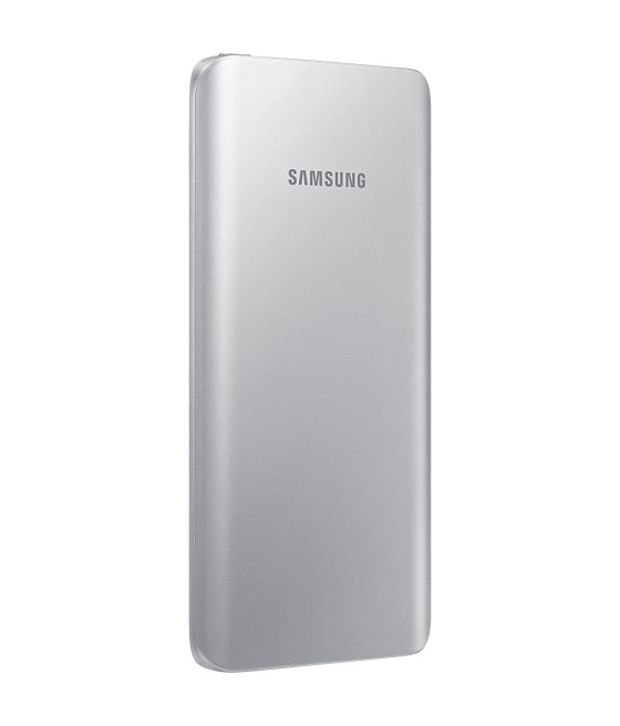 cec862473831fa Samsung EBPA500USNGIN 5200 mAh Power Bank - Silver - Power Banks Online at  Low Prices | Snapdeal India
