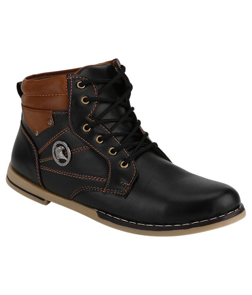 Guardian Black Boots