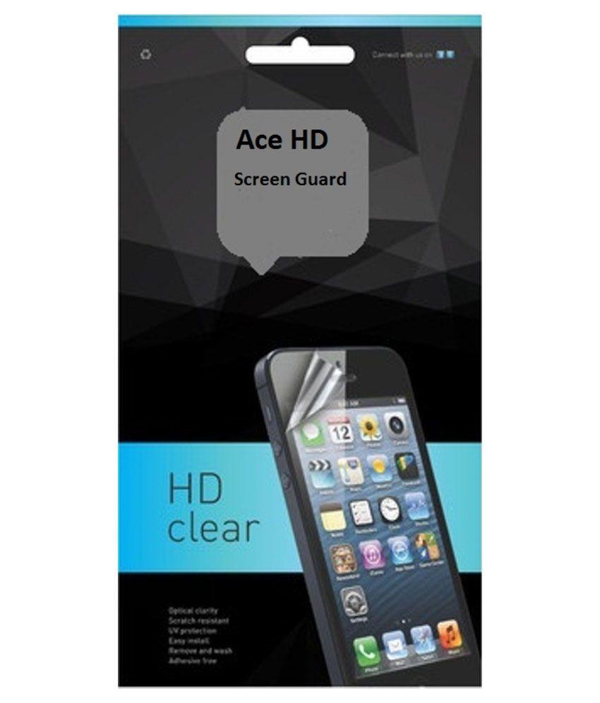 Racip Clear Screen Guard For Nokia Lumia 630
