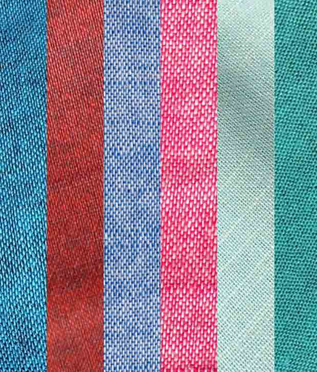 Linen Fabric For Kurta/Shirts (Set of 6)