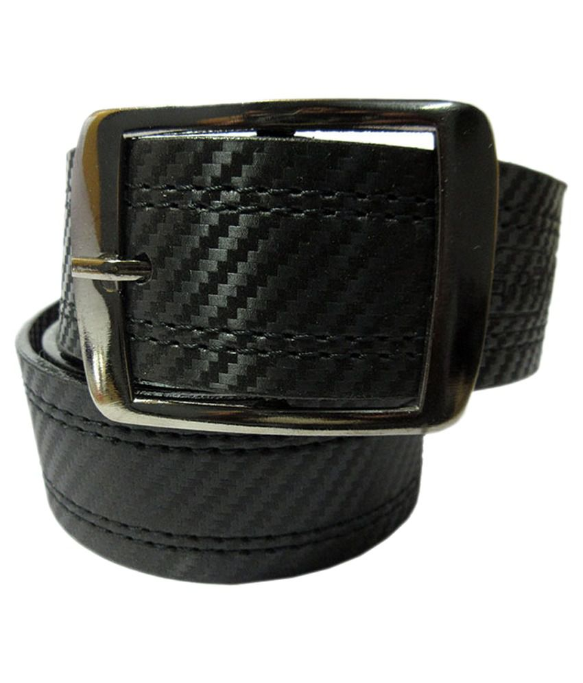 Apki Needs Black Casual Belt