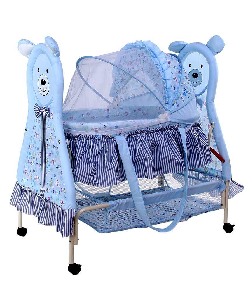 JandA Blue Cradle