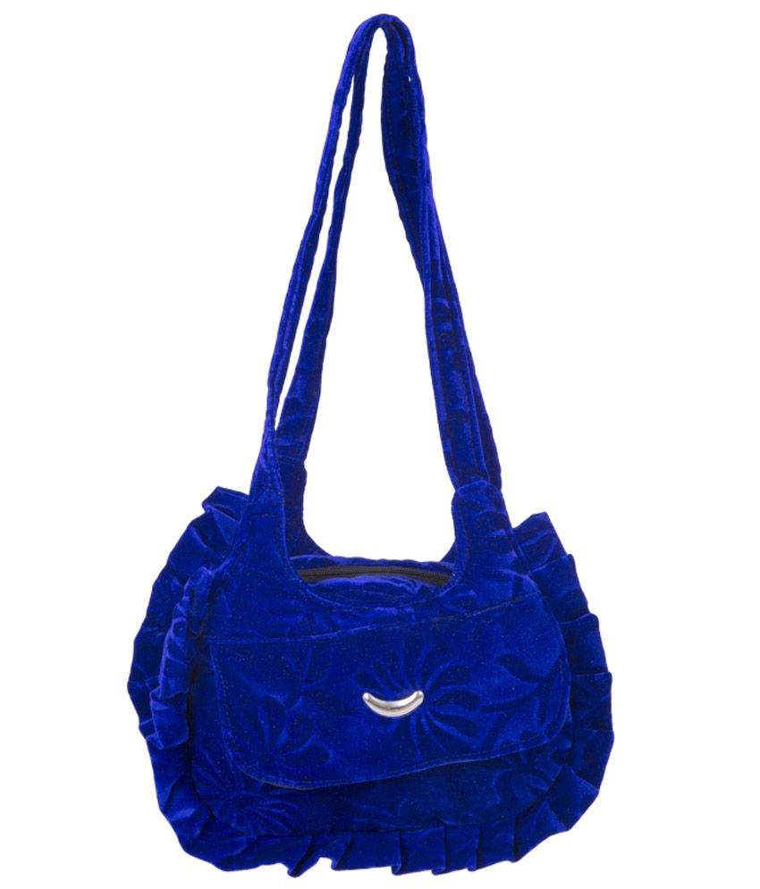 Connectshop Blue Shoulder Bag