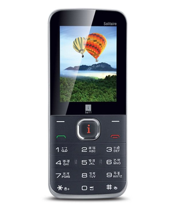 iBall SOLITAIR 2.4l