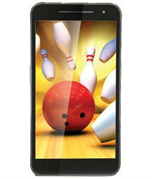 iBall Cuddle A4 (3G + Wifi, Calling, Coffee Brown+ Gold)