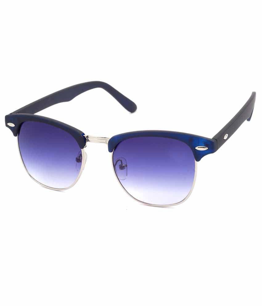 Super Traders Stcm001 Voilet Wayfarer Sunglasses