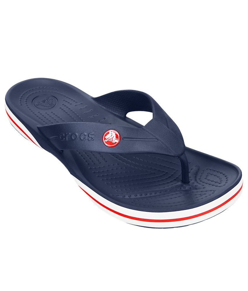 51ca0740e7a25 Crocs Blue Slippers   Flip Flops Relaxed Fit Price in India- Buy Crocs Blue  Slippers   Flip Flops Relaxed Fit Online at Snapdeal