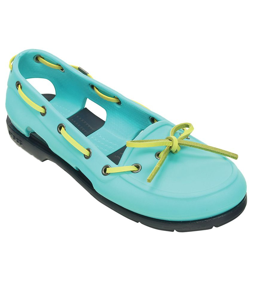 Crocs Women S Beach Line Boat Shoe