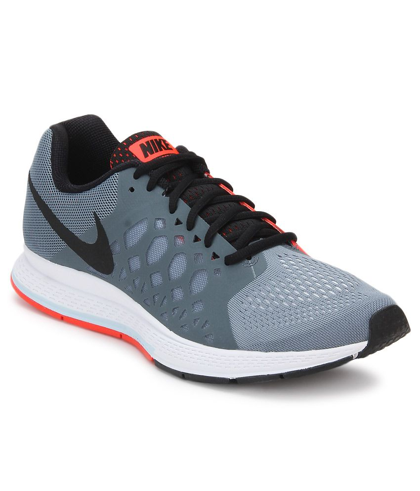 nike air zoom pegasus 31 gray sports shoes buy nike air zoom pegasus 31 gray sports shoes. Black Bedroom Furniture Sets. Home Design Ideas