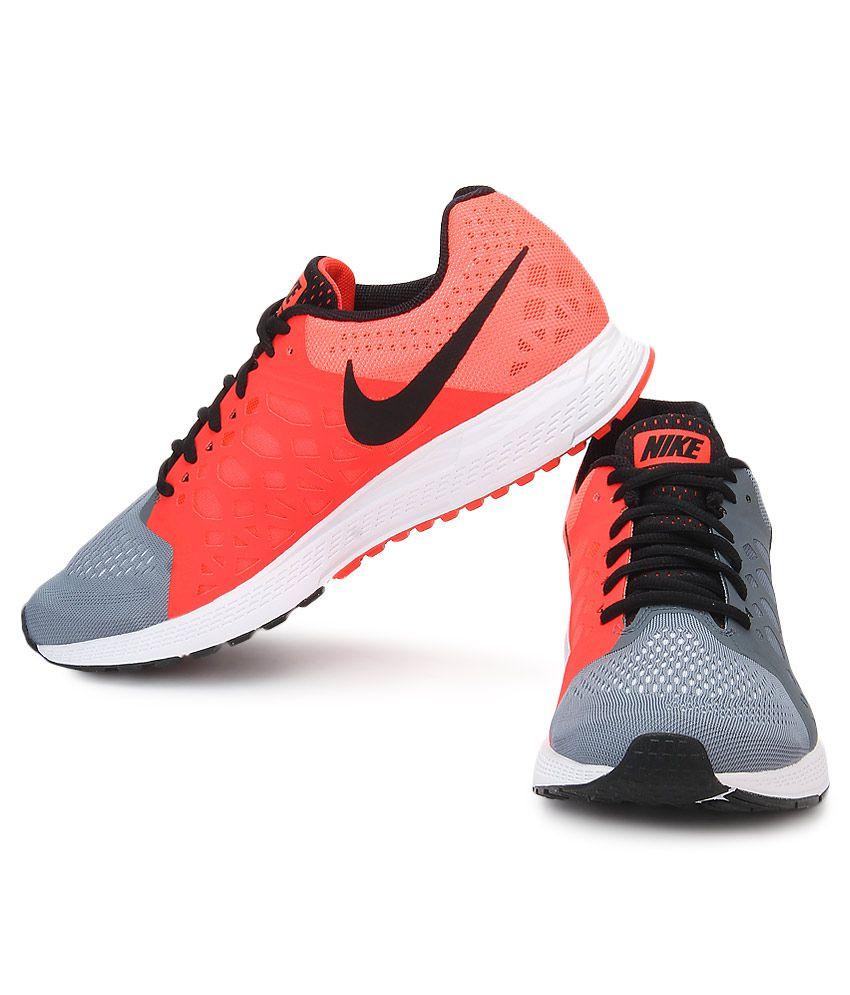 grand choix de 32c4f 964e3 Nike Air Zoom Pegasus 31 Gray Sports Shoes
