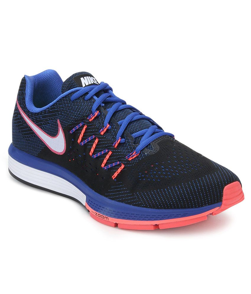 Nike Air Zoom Vomero 10 Blue Sports Shoes