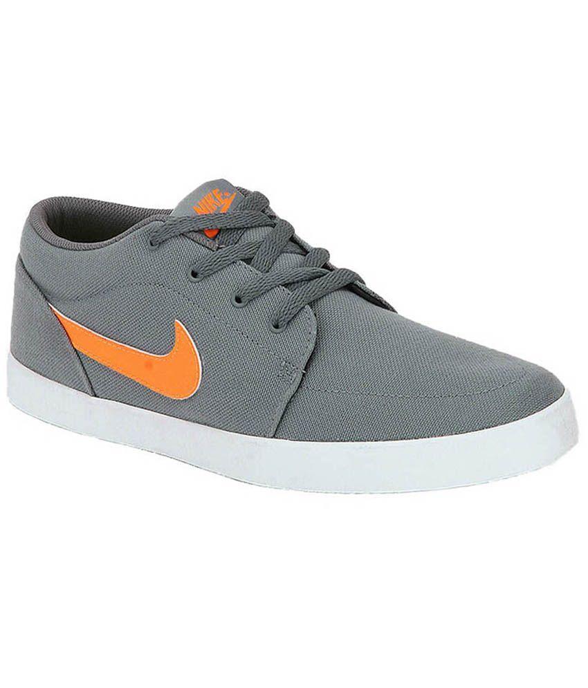 nike gray casual shoes buy nike gray casual shoes