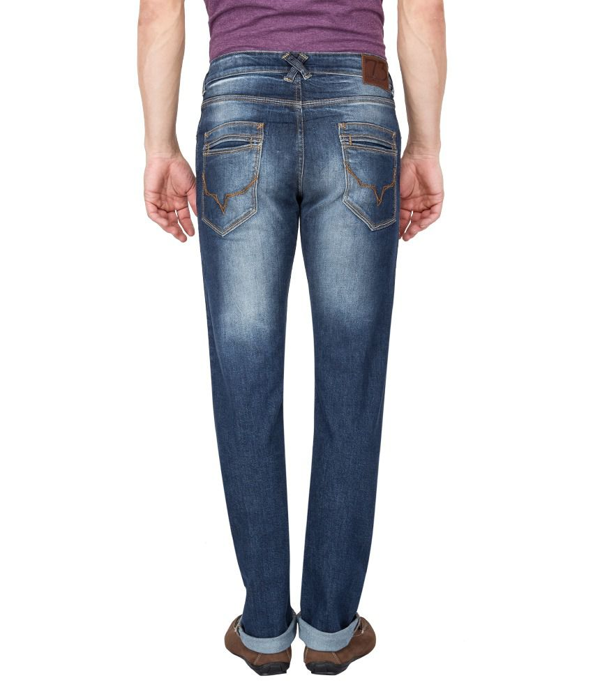 33b6f4725bc6a Pepe Jeans Blue Slim Jeans