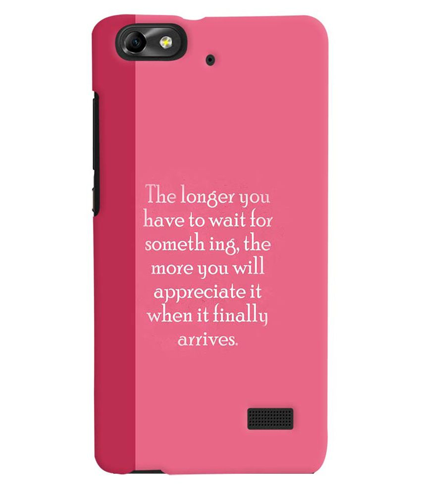 low priced 1881c 9ad78 Fuson Designer Back Case Cover for Huawei Honor 4C - Printed Back ...