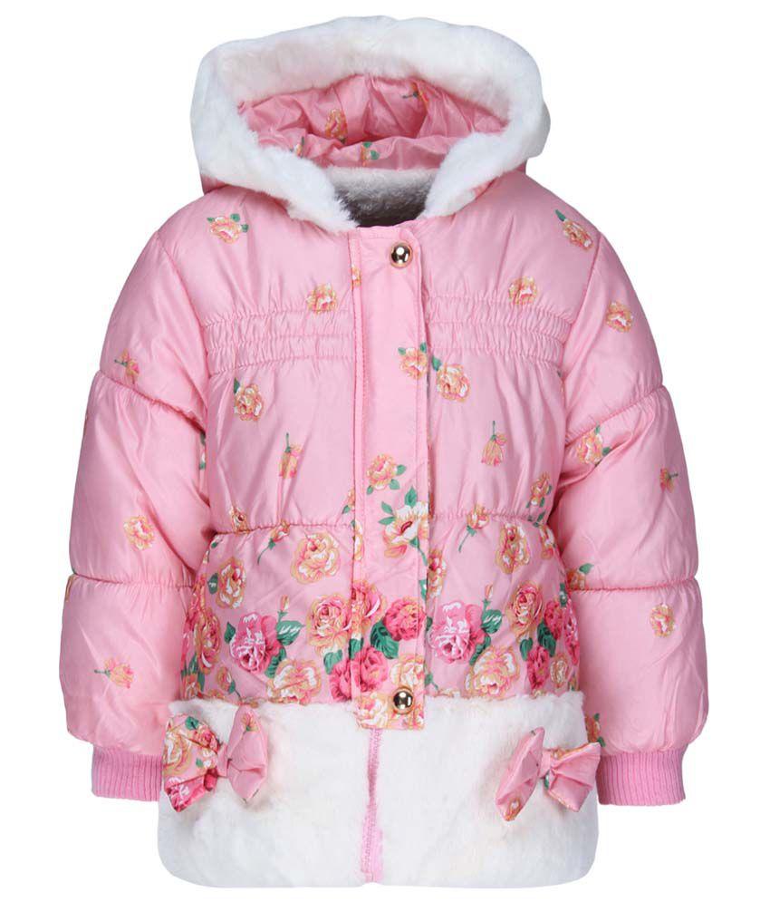 Sakhi Sang Pink Full Sleeves Jacket