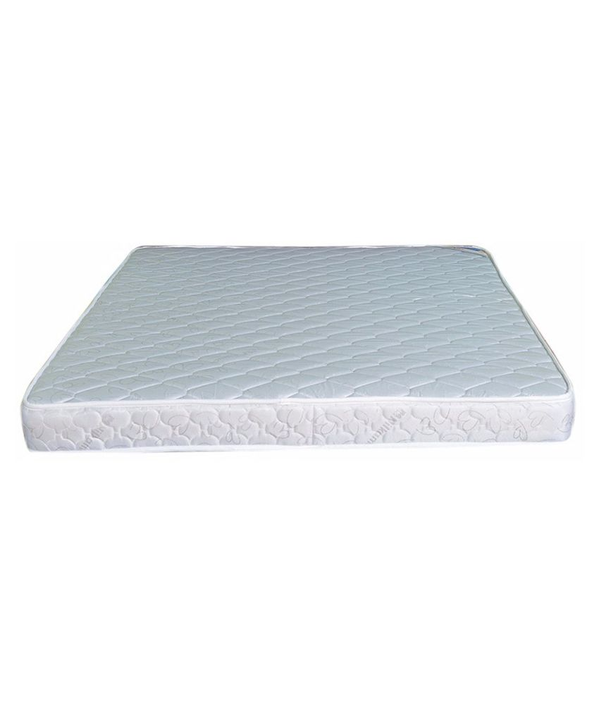 Spring Air Mattress Protector Set White Best Price In
