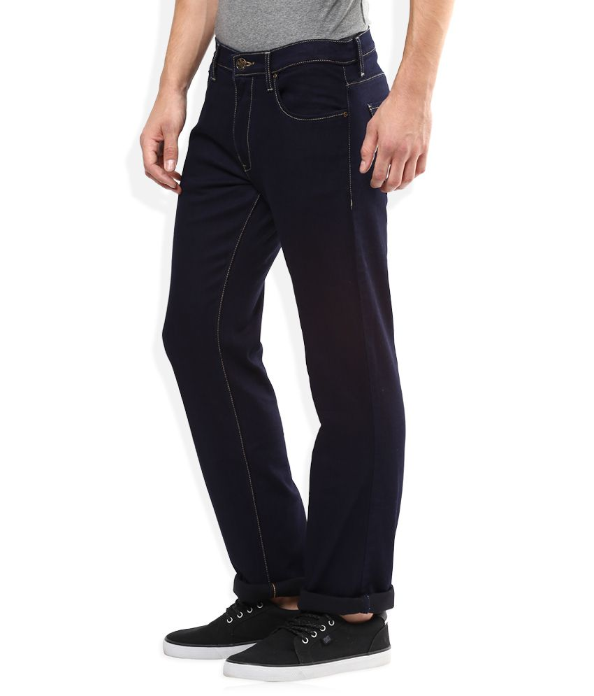 Lee Navy Raw Denim Slim Fit Jeans Buy Lee Navy Raw Denim Slim Fit