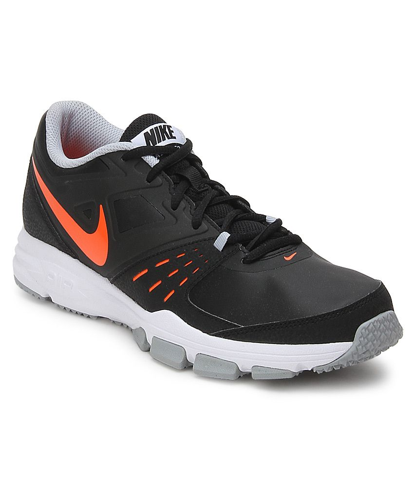 Nike Air One Tr Sl Black Sport Shoes - Buy Nike Air One Tr Sl Black Sport  Shoes Online at Best Prices in India on Snapdeal c31910cb8265