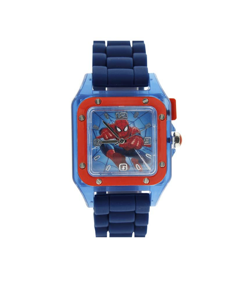 Marvel Multicolor Analog Watch