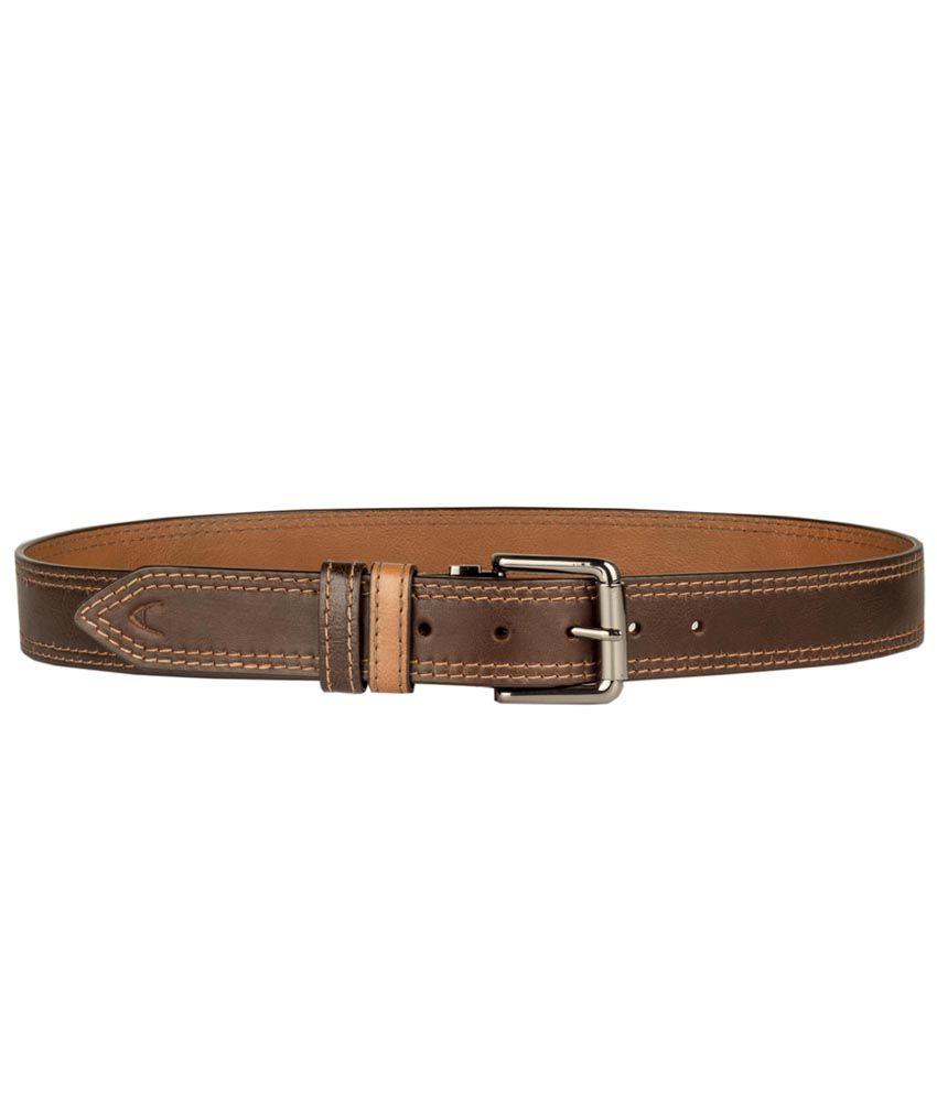 Hidesign Adrian Brown Reversible Leather Men's Belt