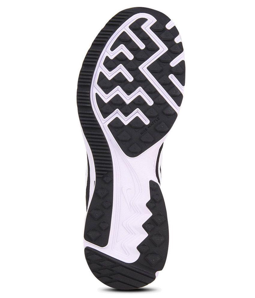 0c836a63c6d Nike Zoom Winflo 2 Black Sports Shoes - Buy Nike Zoom Winflo 2 Black ...
