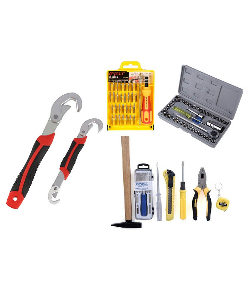 Edeal 10 Hand Tool Set