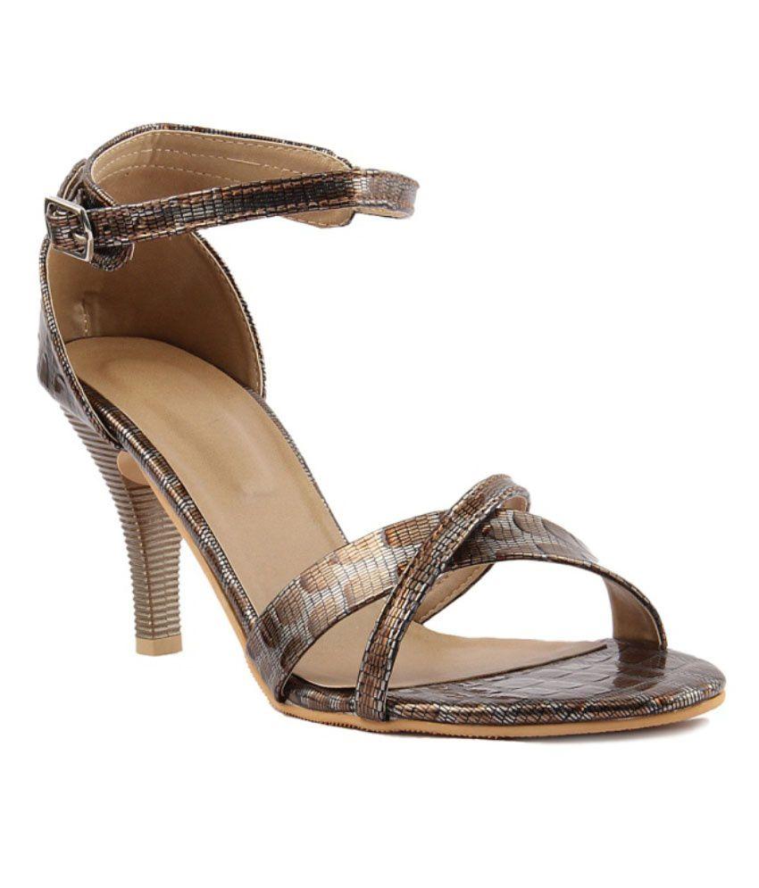 Wellworth GoldenRod Stiletto Heels