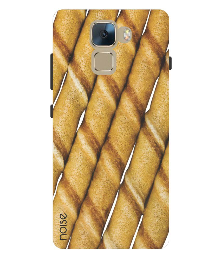 online store 056e1 1ba5c Noise Printed Back Cover Case for Huawei Honor 7 - Printed Back ...