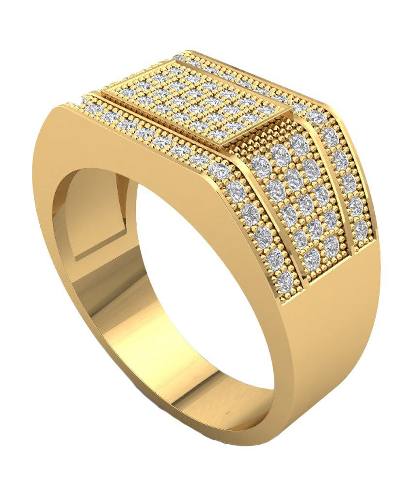 Ooh Chhori Fashion Gold Ring