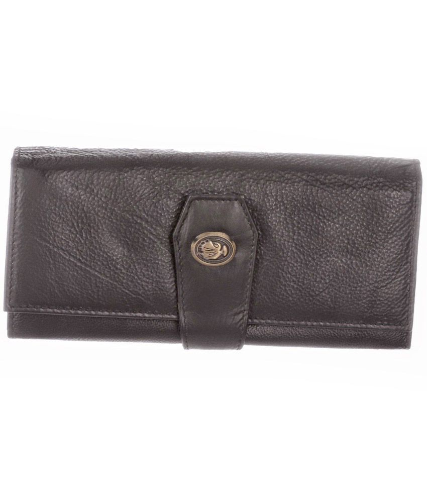 Bluwhale Black Regular Wallet