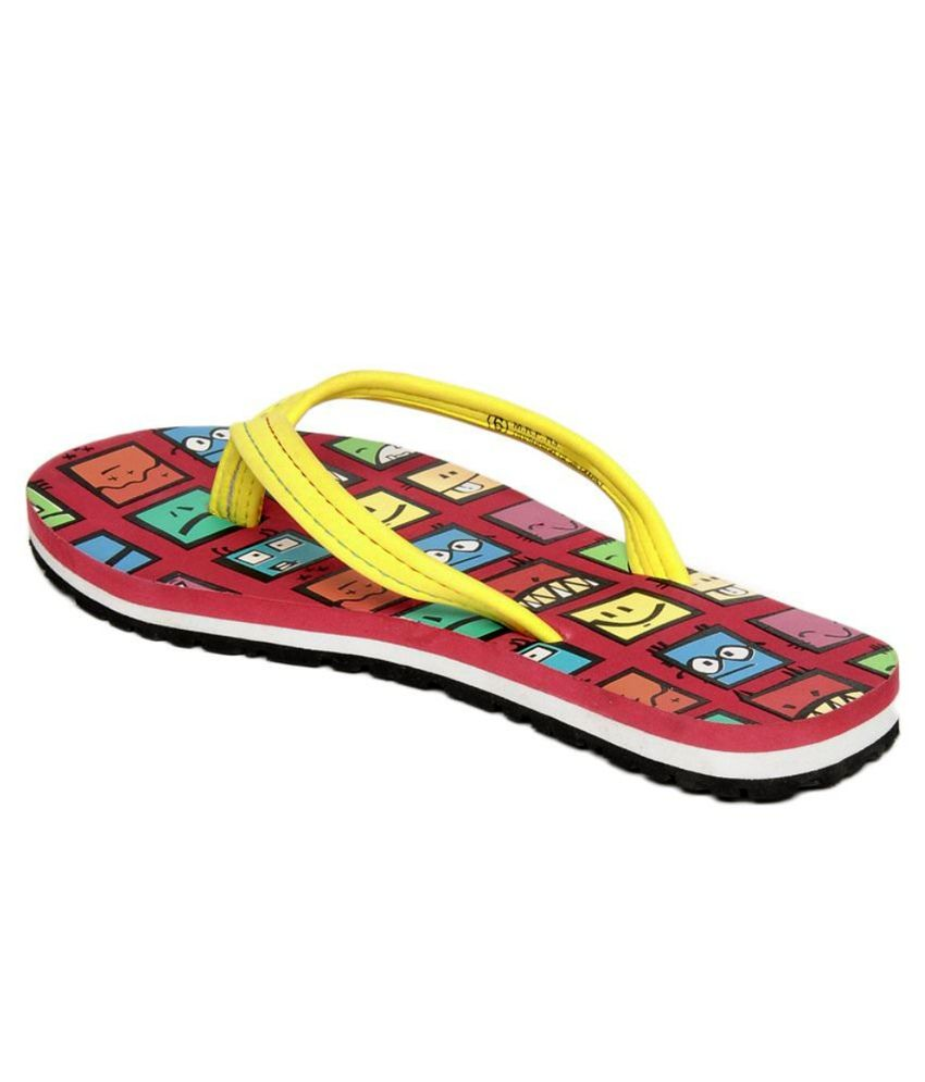 dac2f7b6dbc6 Sole Threads Smiley Multi Colour Flip Flops Price in India- Buy Sole ...