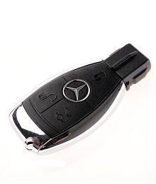 Quace 8 GB Mercedes Key Shape Fancy USB Pen Drive