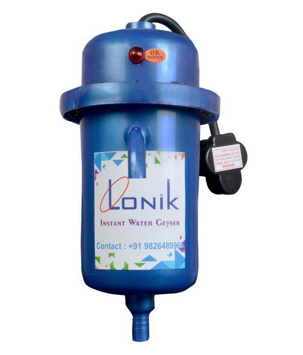 Lonik 1 Ltr LTPL-7060 Instant - Geysers Blue