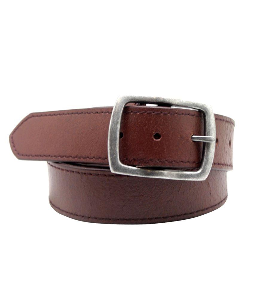 Lapalma Split Leather Belt