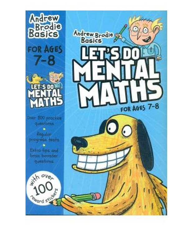 Lets Do Mental Maths For Age-7-8: Buy Lets Do Mental Maths For Age-7 ...