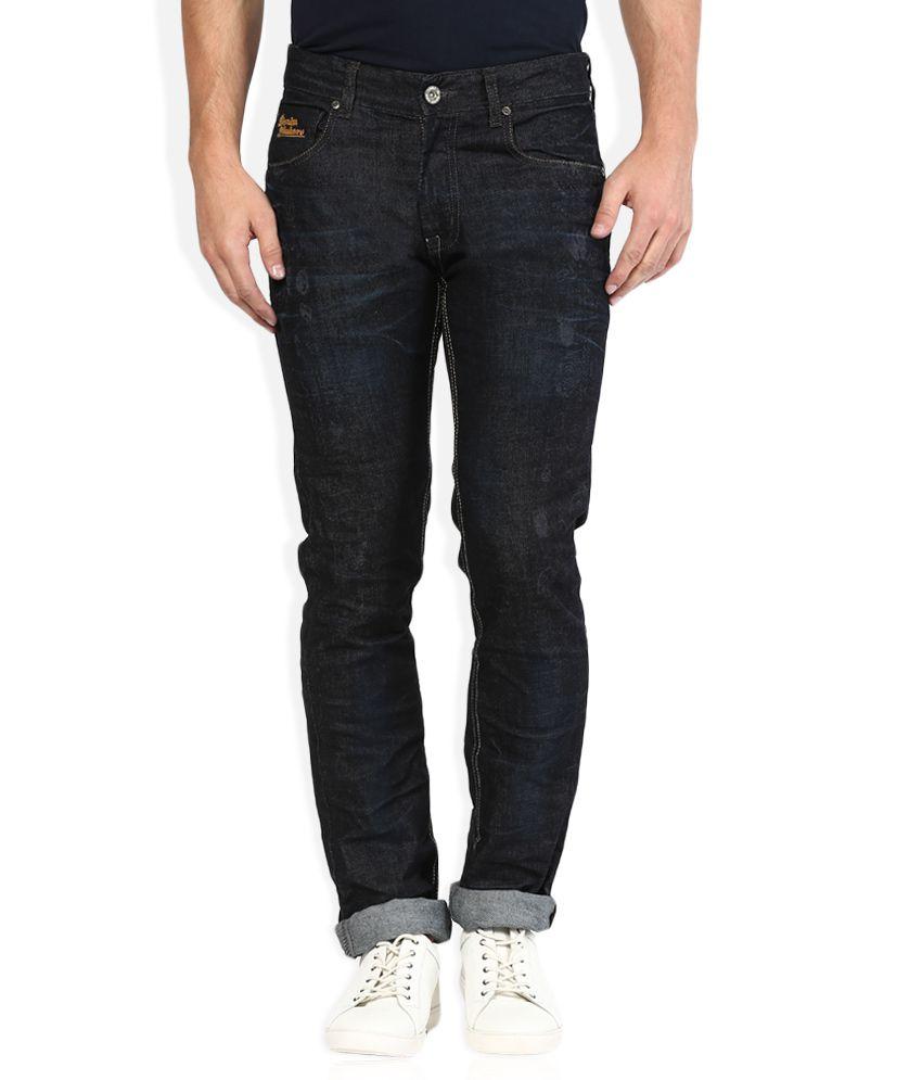 Numero Uno Grey Jeans