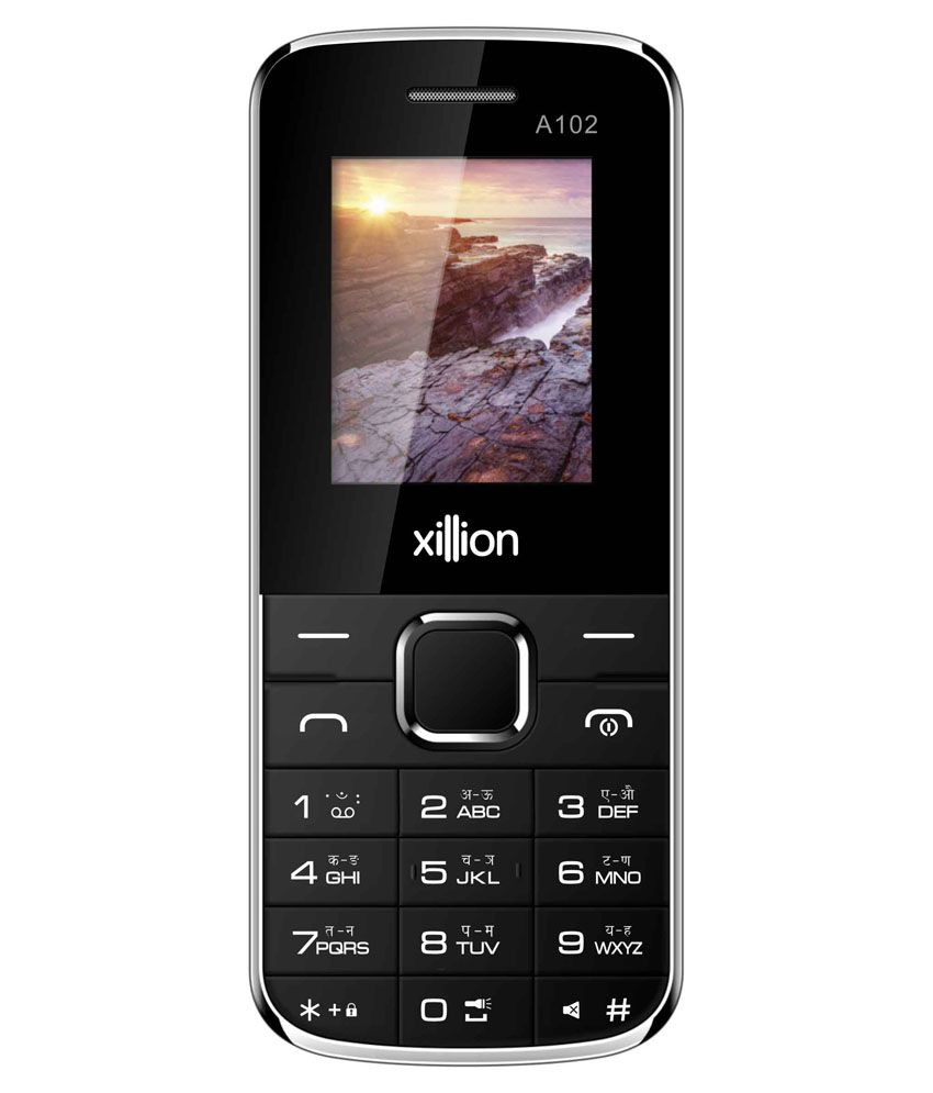 Xillion A102 Black
