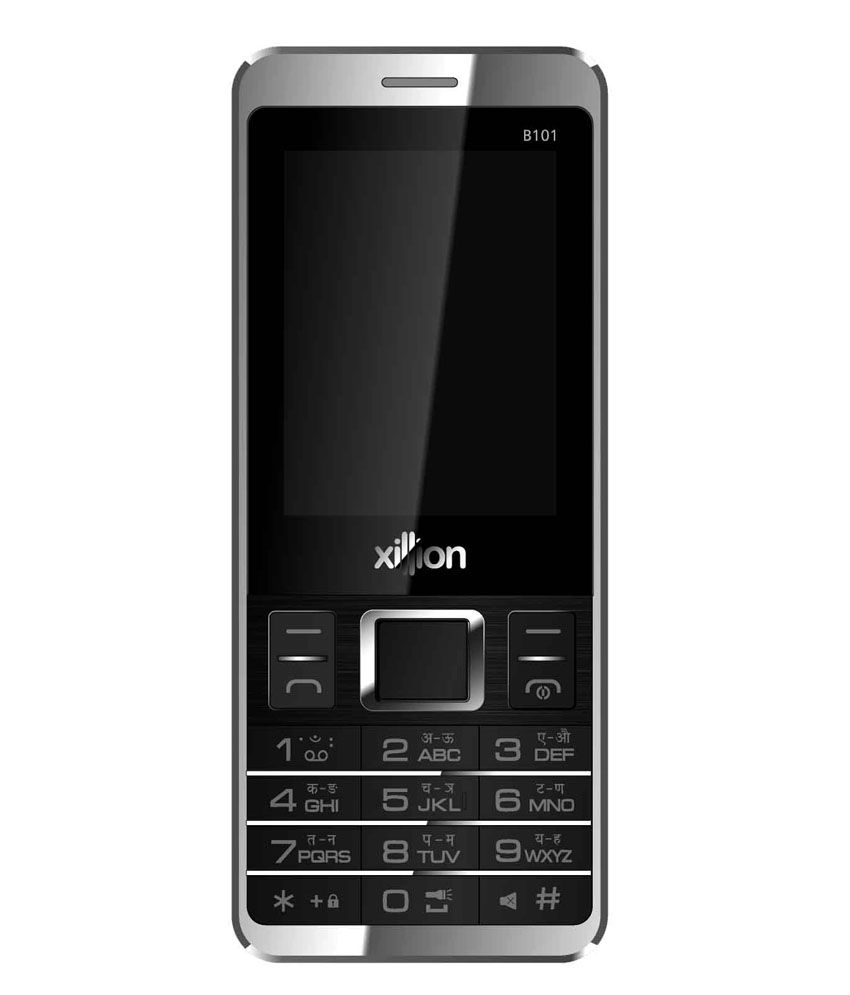 Xillion B101 Black